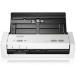 Brother ADS1250W 600 x 600 DPI Sheet-fed scanner Black,White