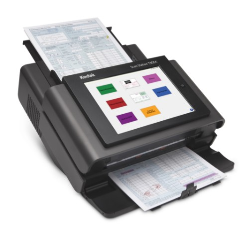Kodak Scan Station 730EX 600 x 600 DPI ADF scanner Black A4