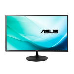 "ASUS VN247HA 23.6"" Full HD Black computer monitor"