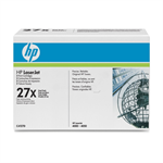 HP C4127D (27X) Toner black, 10K pages, Pack qty 2