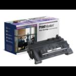 PrintMaster Black Toner Cartridge for HP LaserJet M 4555 MFP, LaserJet Enterprise 600/M601