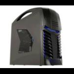 Supermicro SYS-5038AD-T server barebone LGA 1150 (Socket H3) Black