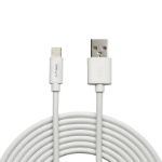 PNY C-UA-LN-W01-10 3m USB Lightning White mobile phone cable