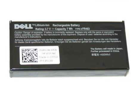 DELL FR463 3.7V rechargeable battery