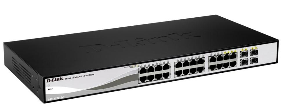 D-Link DGS-1210-24 network switch