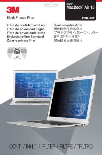 "3M PFNAP002 Frameless display privacy filter 33.8 cm (13.3"")"