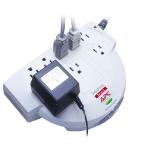 APC NET8 SurgeArrest Network surge protector 8 AC outlet(s) 120 V Beige