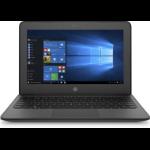 "HP Stream 11 Pro G4 EE 1.10GHz N3450 11.6"" 1366 x 768pixels Black Notebook"