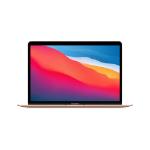 "Apple MacBook Air Notebook 33.8 cm (13.3"") Apple M 8 GB 256 GB SSD Wi-Fi 6 (802.11ax) macOS Big Sur Gold"