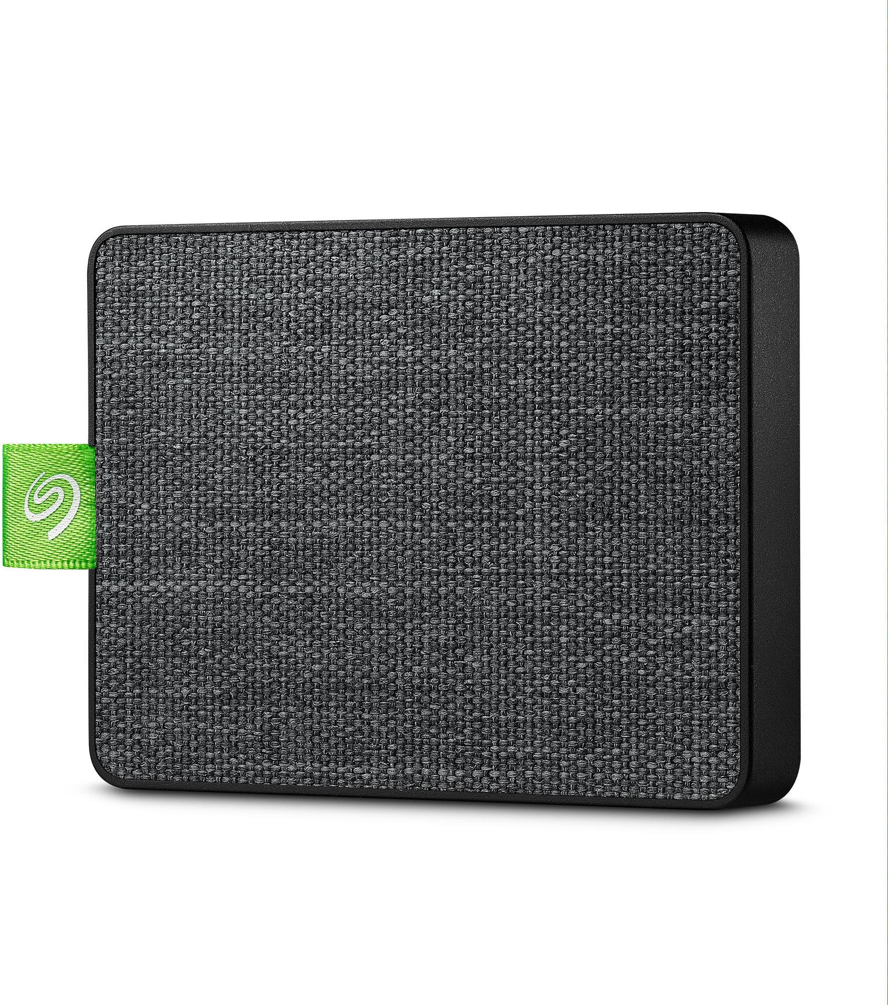 Seagate Ultra Touch 1000 GB Negro