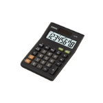 Casio MS-8B Desktop Basic Black calculator