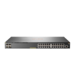 Hewlett Packard Enterprise Aruba 2930F 24G PoE+ 4SFP+ Managed L3 Gigabit Ethernet (10/100/1000) Grey 1U Power over Ethernet (PoE)