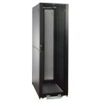 Tripp Lite 42U SmartRack Value Series Standard-Depth Rack Enclosure Cabinet, 2400-lb. Capacity with doors & side panels