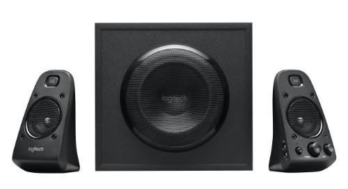 Logitech Z623 2.1channels 200W Black speaker set