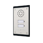 2N Telecommunications Helios Uni Black,White door intercom system