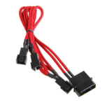 BitFenix Molex - 3 x fan 5V, 20 cm 0.2 m