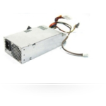 MicroBattery MBPSI1002 220W Silver power supply unit