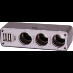 Altronics Triple Car Accessory Socket Adapter