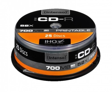 Intenso CD-R 700MB CD-R 700MB 25pc(s)