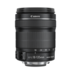 Canon EF-S 18-135mm f/3.5-5.6 IS STM SLR Standard lens Black