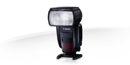 Canon Speedlite 600EX II-RT Slave flash Black