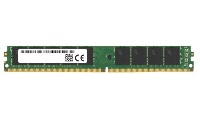 Micron MTA18ASF2G72AZ-2G6E2 módulo de memoria 16 GB 1 x 16 GB DDR4 2666 MHz ECC