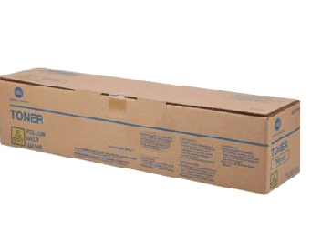 Konica Minolta A1DY250 (TN-615 Y) Toner yellow, 60K pages @ 5% coverage