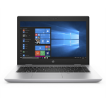 """HP ProBook 640 G4 Notebook 14"""" 1366 x 768 pixels 8th gen Intel® Core™ i5 16 GB DDR4-SDRAM 256 GB SSD Wi-Fi 5 (802.11ac) Silver"""