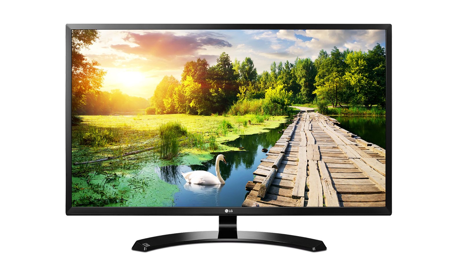 "LG 32MP58HQ-P LED display 80 cm (31.5"") Full HD Flat Black"