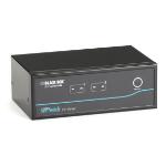 Black Box ServSwitch DT Dual-Head DVI USB, 2-Port