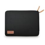 "Port Designs TORINO 13.3"" notebook case 33.8 cm (13.3"") Sleeve case Black"