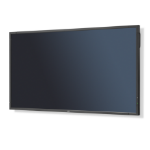 "NEC MultiSync E705 Digital signage flat panel 70"" LED Full HD Black"