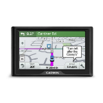 "Garmin Drive 51 LMT-S navigator 12.7 cm (5"") Touchscreen TFT Fixed Black 170.8 g"
