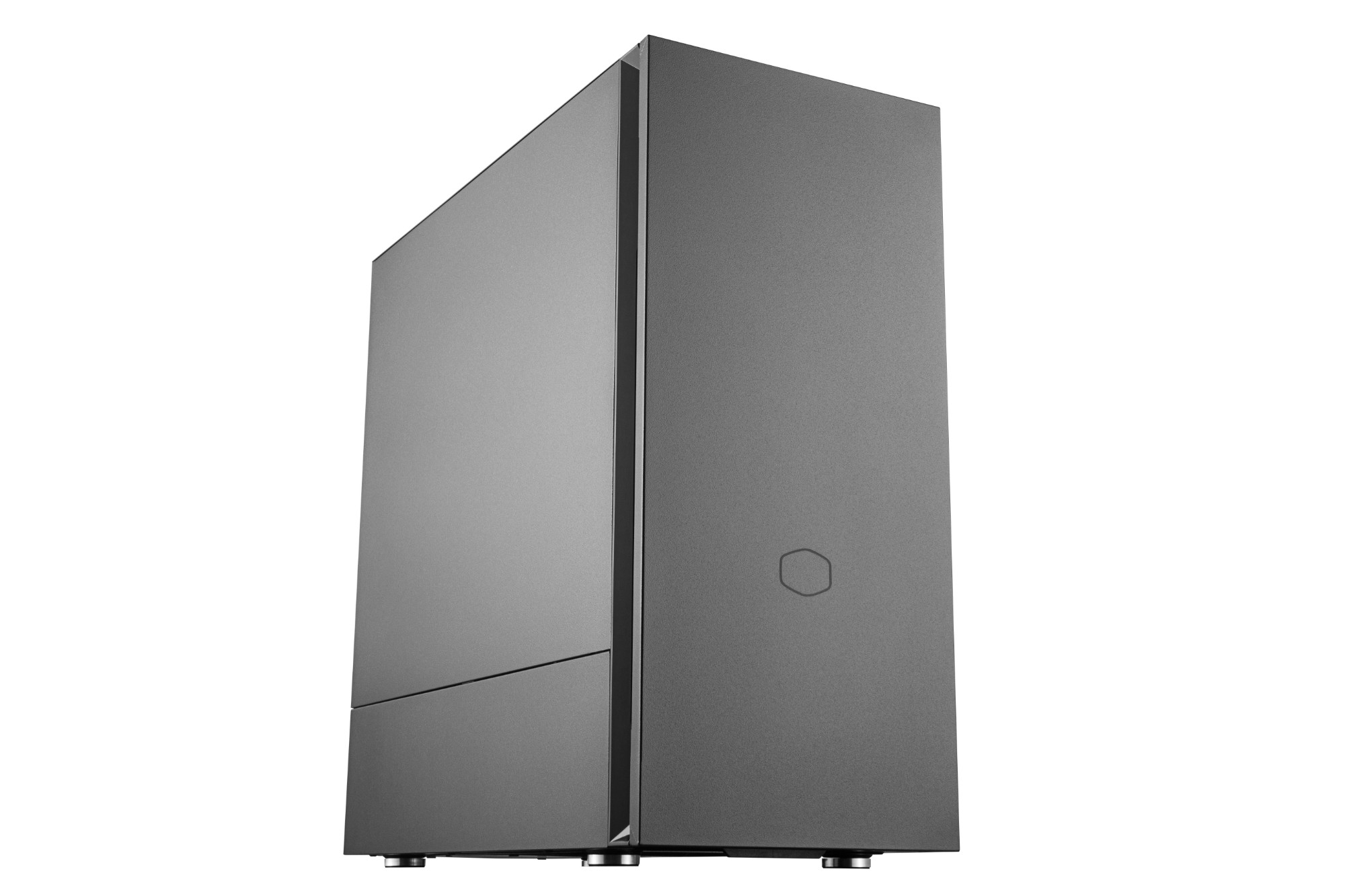 COOLER MASTER SILENCIO S600 MIDI-TOWER BLACK