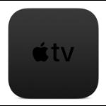 Apple TV Wi-Fi Ethernet LAN Black