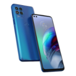 """Motorola moto g100 17 cm (6.7"""") Hybrid Dual SIM Android 11 5G USB Type-C 8 GB 128 GB 5000 mAh Blue"""