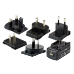 Honeywell 50136024-001 power plug adapter Black