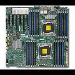 Supermicro X10DRi-T4+ Intel C612 LGA 2011 (Socket R) ATX server/workstation motherboard