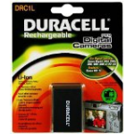 Duracell Digital Camera Battery 3.7v 950mAh 3.5Wh Lithium-Ion (Li-Ion) 950mAh 3.7V rechargeable battery