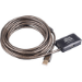 Microconnect USB Extension cable+4xUSB Hubs