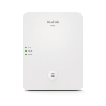 Yealink W80B DECT base station White