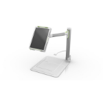 Belkin B2B054 multimedia cart/stand Multimedia stand White Tablet