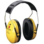 3M OPTIME I HEADBAND EAR DEFENDERS
