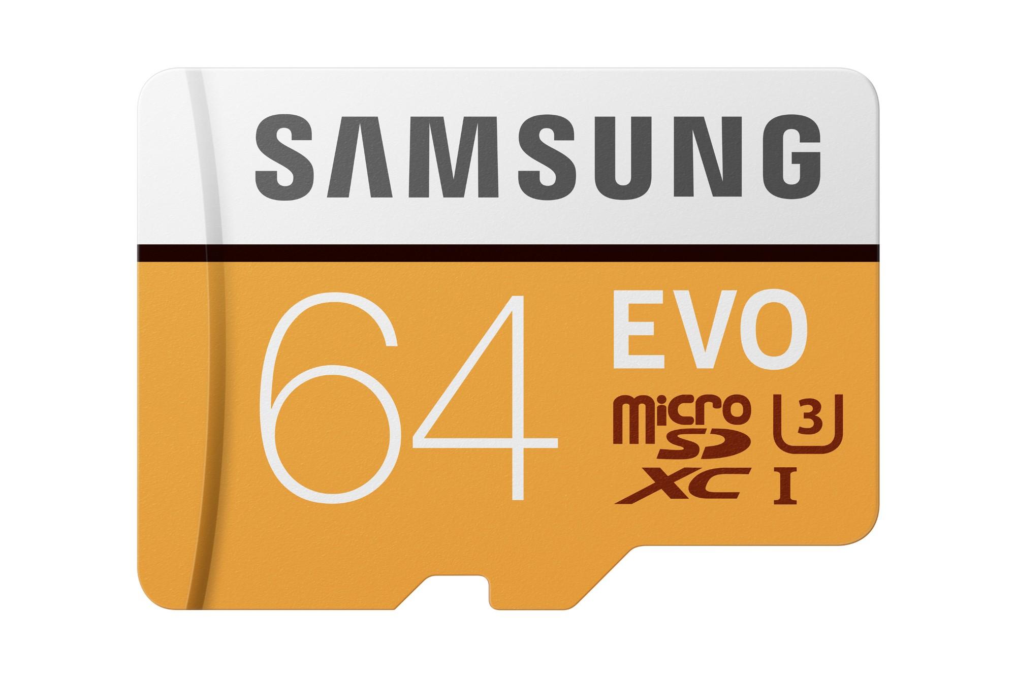 Evo - 64GB Micro Sd - Class 10 Adaptor