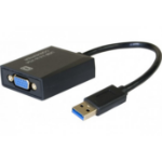 Hypertec 304901-HY USB graphics adapter 1920 x 1080 pixels Black