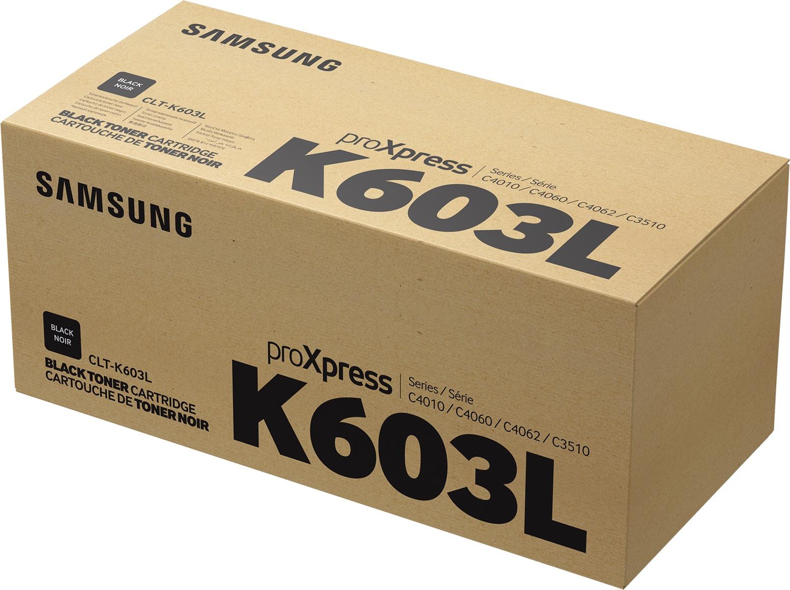 Samsung CLT-K603L Original Negro 1 pieza(s)