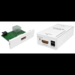 Vision TC2 HDMITP Audio- / Video-Extender AV-Sender & -Empfänger Weiß