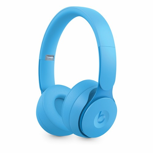 Apple Solo Pro Headset Head-band Blue