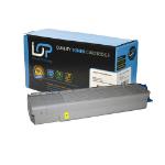 Click, Save & Print Remanufactured Oki 44059105 Yellow Toner Cartridge