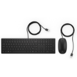 HP Pavilion 400 keyboard USB Black